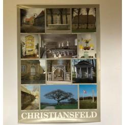 Plakat - Christiansfeld