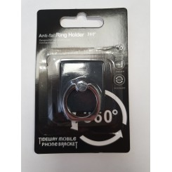 Anti fall ring holder, sort