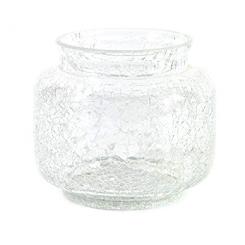 Countryfield vase, krakeleret, mellem