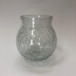 Countryfield vase, krakeleret, lille