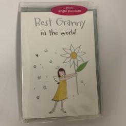 Englekort med vedhæng, Best Granny