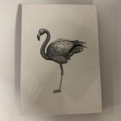 Kunstklods, Flamingo