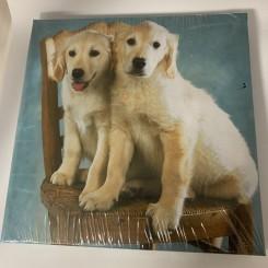 Goldbuch poesialbum, Hunde