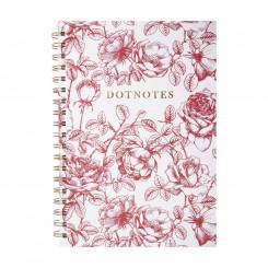Mayland bullet journal, blomster