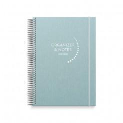 Ugekalender Organizer & Notes A5, 2021/202