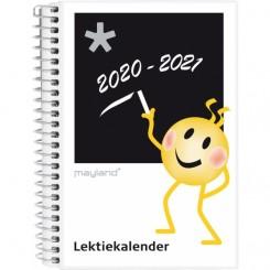 Lektiekalender, stor, 2021/2022