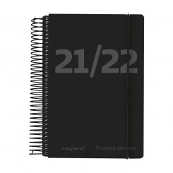 Studiekalender, Fiberpap, A5 2021/2022