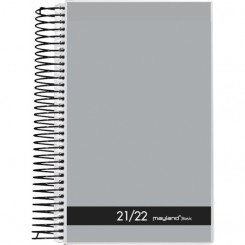 Basic Studiekalender, mini, A5 2021/2022