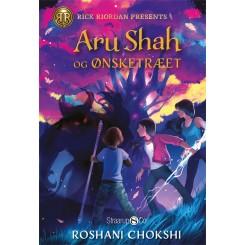 Aru Shah og ønsketræet (3.Bind)