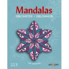 Mandalas med Isblomster Bind 1