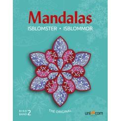 Mandalas med Isblomster Bind 2
