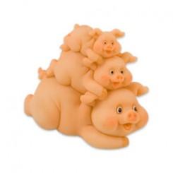 Glade grise i lag, H 6