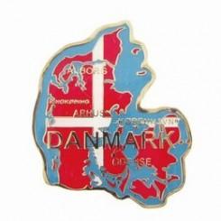 """Magnet, """"DANMARK"""""""