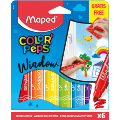 Maped Color' Peps Window