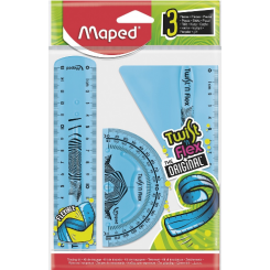 Maped Twist'n'Flex, sæt med 3 stk.