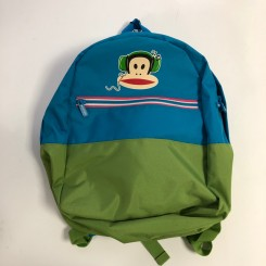 Paul Frank rygsæk, grøn/blå