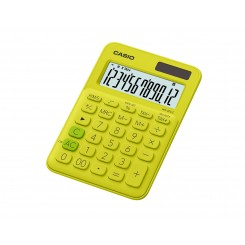 Bordlommeregner CASIO MS-20UC-GN, Lime