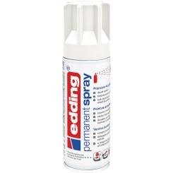 Edding permanent spray traffic white mat, 200ml