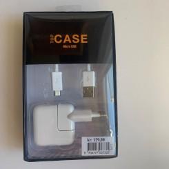 Top case, Micro USB, 1 M, m. stik