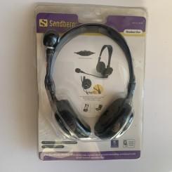Sandberg Stereo Headset One
