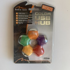 4-ports USB 2.0 HUB