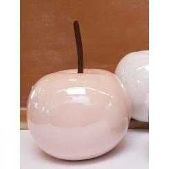 Keramisk æble, Rosa