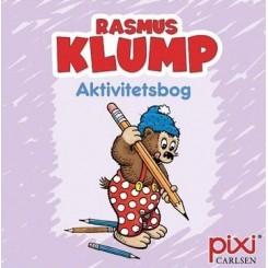 Krea Pixi-serie - Rasmus Klump - Malebog - Lilla