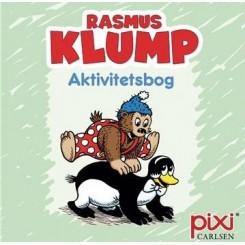 Krea Pixi-serie - Rasmus Klump - Malebog - Grøn