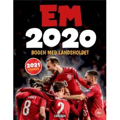 EM 2020 - Bogen med landsholdet