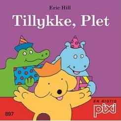 Pixi-serie 123 - Plet - Tillykke, Plet