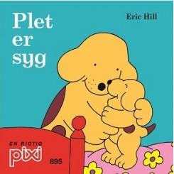 Pixi-serie 123 - Plet - Plet er syg