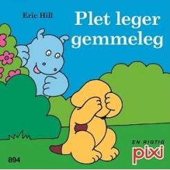 Pixi-serie 123 - Plet - Plet leger gemmeleg