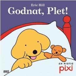 Pixi-serie 123 - Plet - Godnat, Plet!