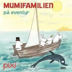 Pixi-serie 121 - Mumi - Mumifamilien på eventyr