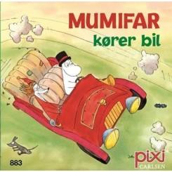 Pixi-serie 121 - Mumi - Mumitrolden kører bil