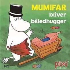 Pixi-serie 121 - Mumi - Mumifar bliver billedhugger