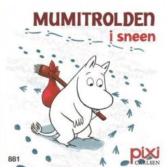 Pixi-serie 121 - Mumi - Mumitrolden i sneen