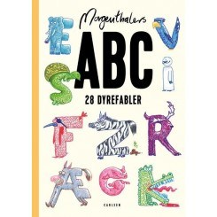 Morgenthalers ABC: 28 dyrefabler, som du selv kan læse