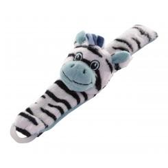 My Wild Friends zebra suttekæde, lyseblå