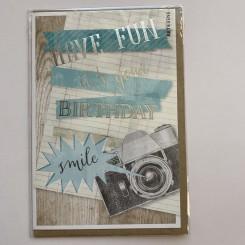 Artebene kort -Happy birthday, Smile