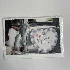 Artebene kort, Just Married -Bobbel
