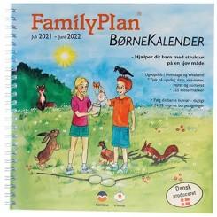 FamilyPlan BørneKalender 2021/22
