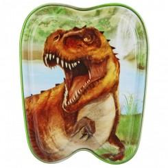 Dino World Tand Æske