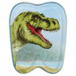 Dino World Tand Æske, grøn