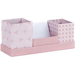 Rössler skrivebordssæt, Rose