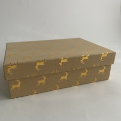 Rössler æske, Guld rensdyr