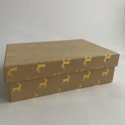 Rössler æske lille, Guld rensdyr