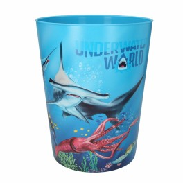 Dino World Underwater Papirskurv, Hajer