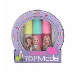 TOPModel Mini Lipgloss Sæt, Lilla