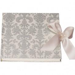 Rössler, Sølv Gæstebog med sløjfe